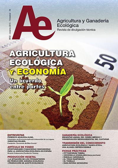 ÍNDICE – Ae 22, Agricultura ecológica y economía. Un acuerdo entre partes