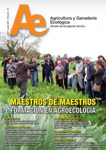 ÍNDICE Ae 24. Maestros de maestros. Formación en Agroecología