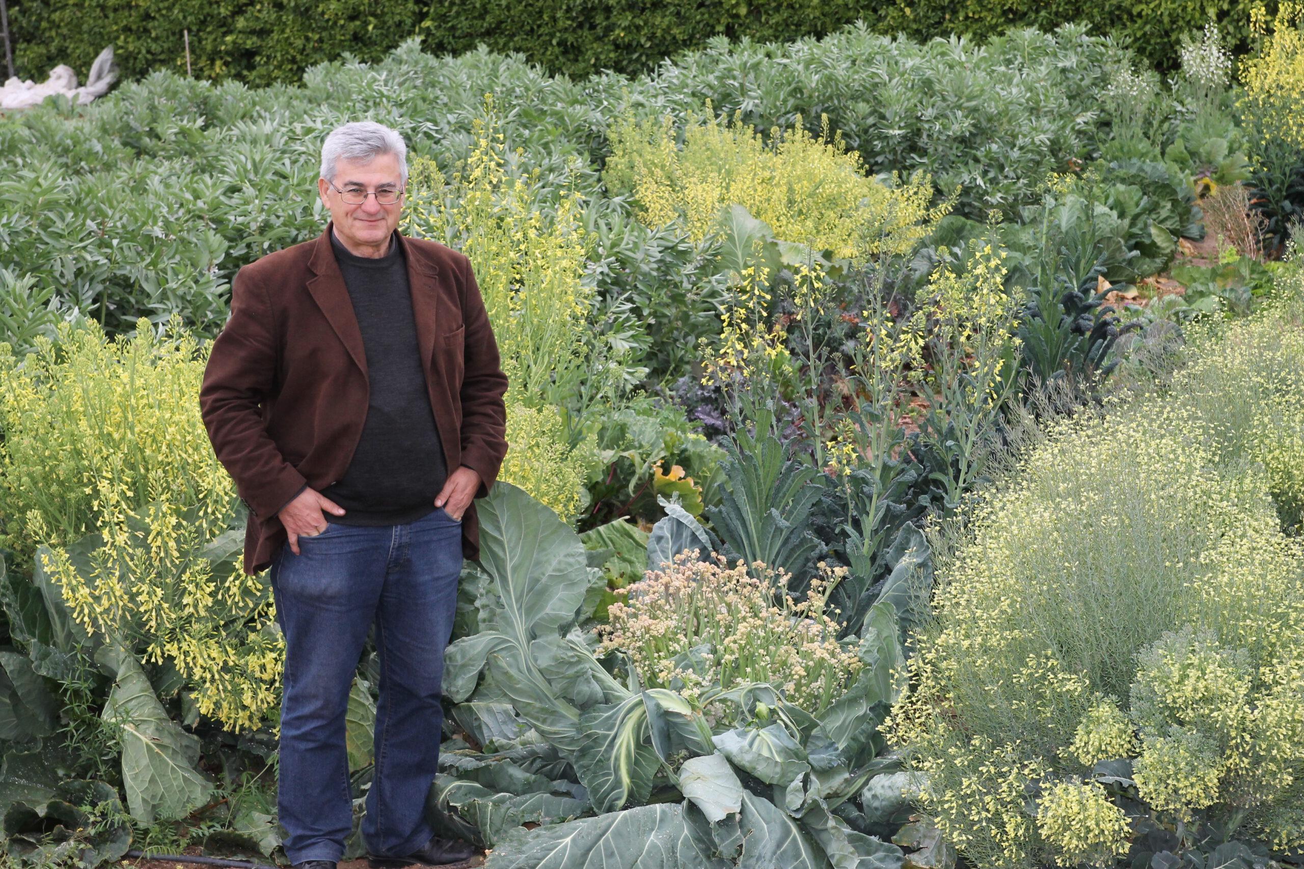 Entrevista a José María Egea Fernández: Necesitamos las leguminosas para superar el hambre y la malnutrición en el siglo XXI