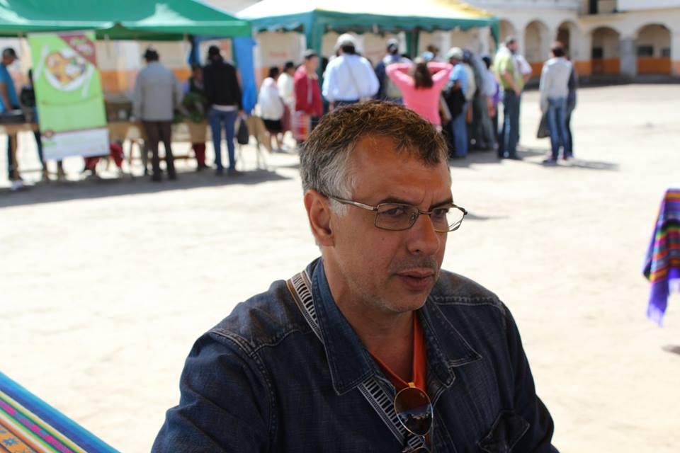 """Entrevista a Laercio Meirelles: """"No cierro los ojos a la realidad pero apuesto por un futuro agroecológico"""""""