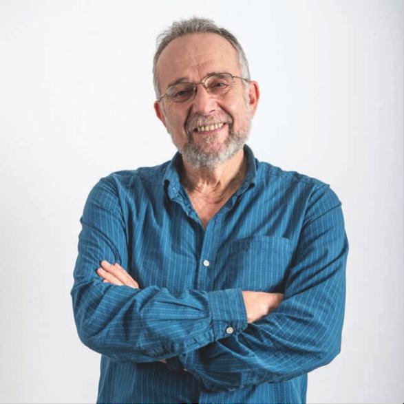 """Entrevista Pedro Arrojo: """"Detrás de la salud de los ecosistemas acuáticos, está la salud de las personas. La clave es recuperar su buen estado ecológico"""""""