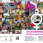"""Editorial Ae 43 """"8M, ecofeminismos desde la agroecología"""""""