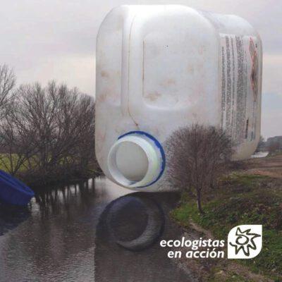 Gota a gota, se envenena el río: Contaminación con glifosato de las aguas superficiales españolas