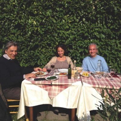 Entrevista IN.N.E.R: Salvatore Basile, Kim Assäel y Giuseppe Orefice